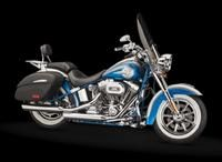 Fotos motos Harley-Davidson CVO Softail Deluxe 2015