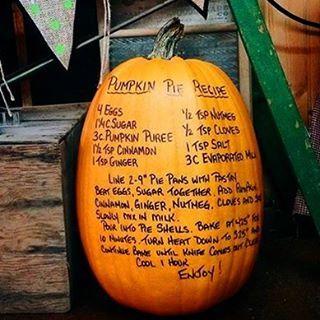 Pumpkin pie recipe! #pumpkin #pie #makeapie #harvest #fall #Abbotsford