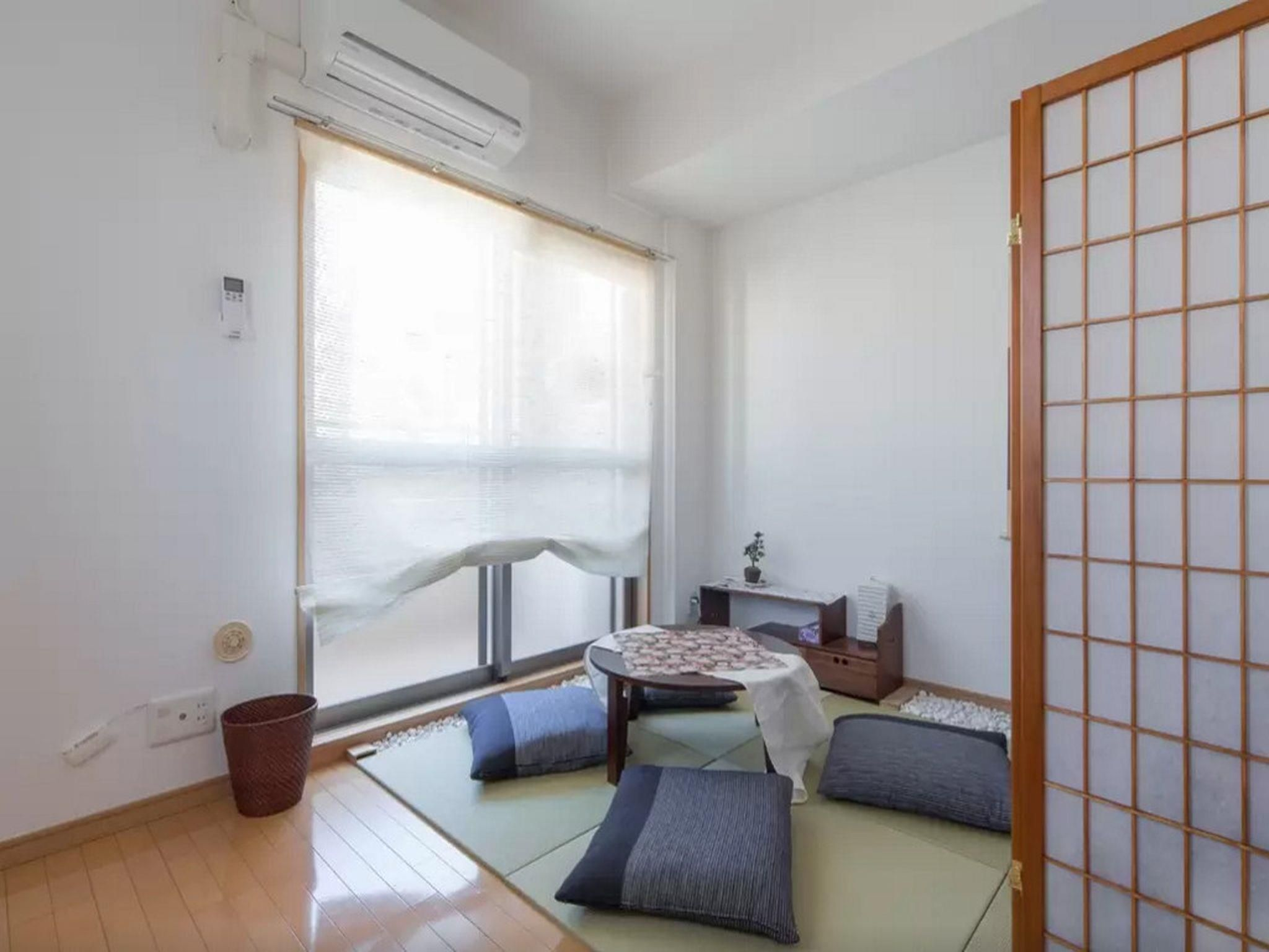 Kyoto AH 1 Studio Apartment in Kyoto IS1 Japan, Asia Ideally located in the prime touristic area of Central Kyoto, AH 1 Studio Apartment in Kyoto IS1 promises a relaxing and wonderful visit. Featuring a complete list of amenities, guests will find their stay at the property a comfortable one. Take advantage of the hotel's free Wi-Fi in all rooms, portable wi-fi rental, private check in/check out, elevator. Some of the well-appointed guestrooms feature closet, cleaning products...