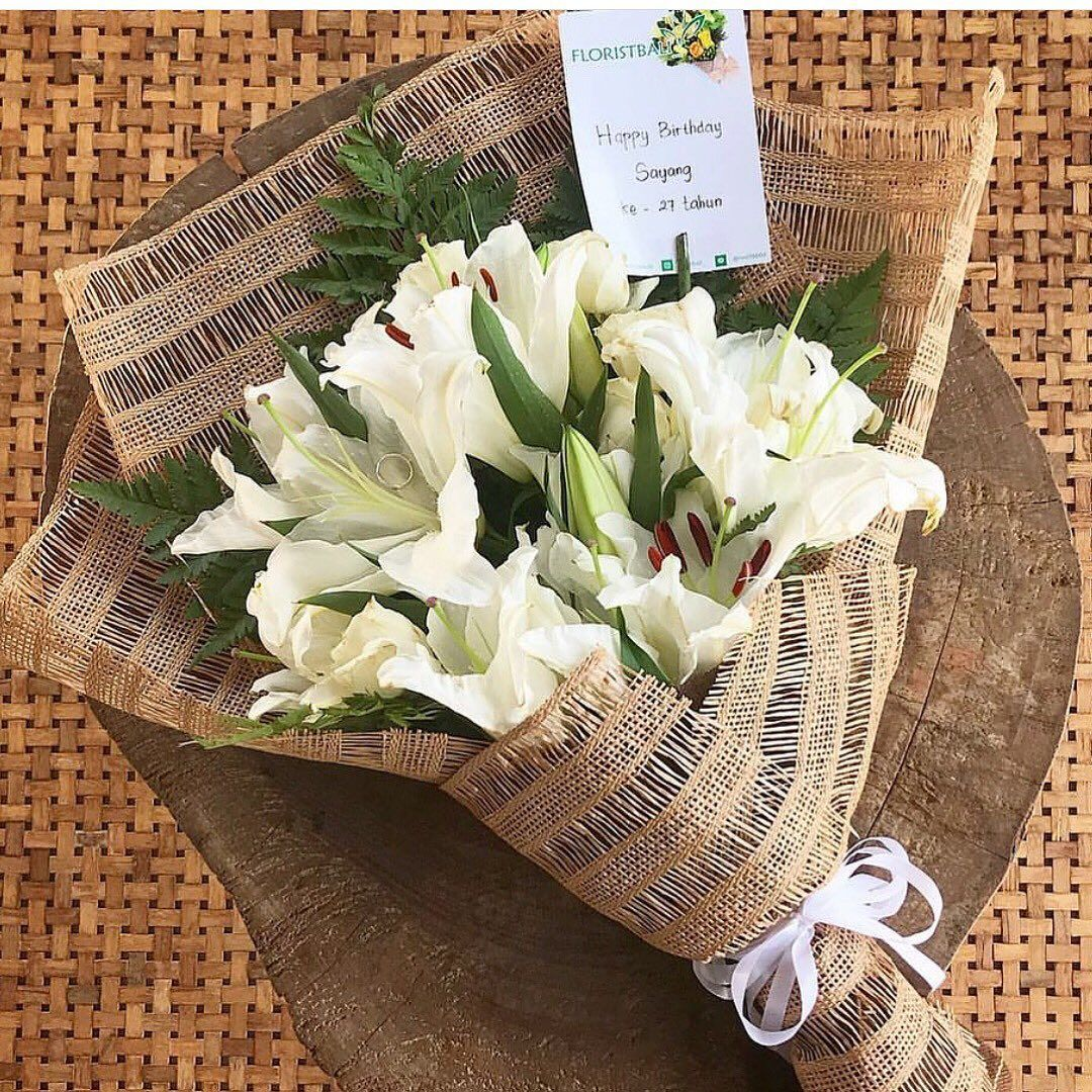 Floristbali Flowers for bouquet, gift, wedding, and