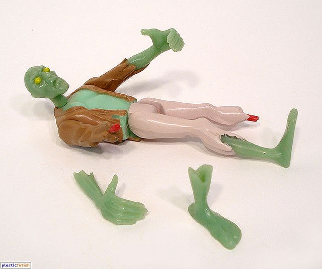 The Zombie from the Tales from the Cryptkeeper line by Ace Novelty c. 1994     Promotional products for your business or organization