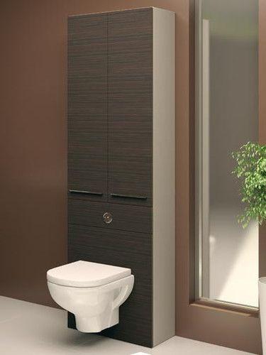 Ambiance bain fabricant de meubles de salle de bain - Meuble derriere wc ...