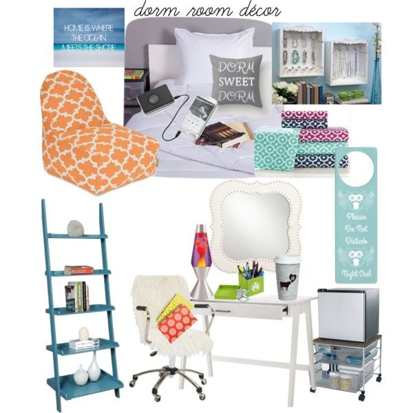 Tranquil Dorm Room Style