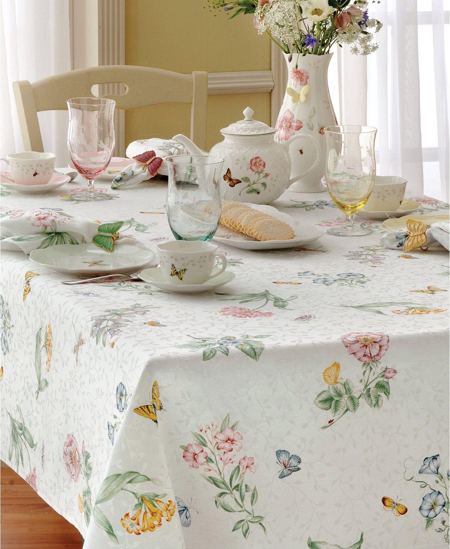 Butterfly Meadow Table Linen Collection Lenox Butterfly Meadow