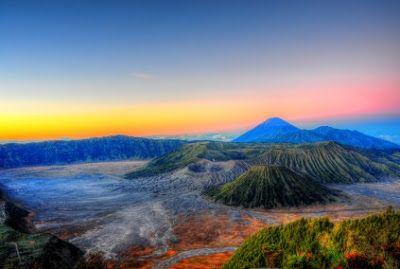 25 Tempat Wisata Di Indonesia Dengan Pemandangan Indah Pemandangan Indonesia Tempat
