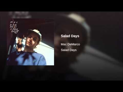 "Mac DeMarco - ""Salad Days"""