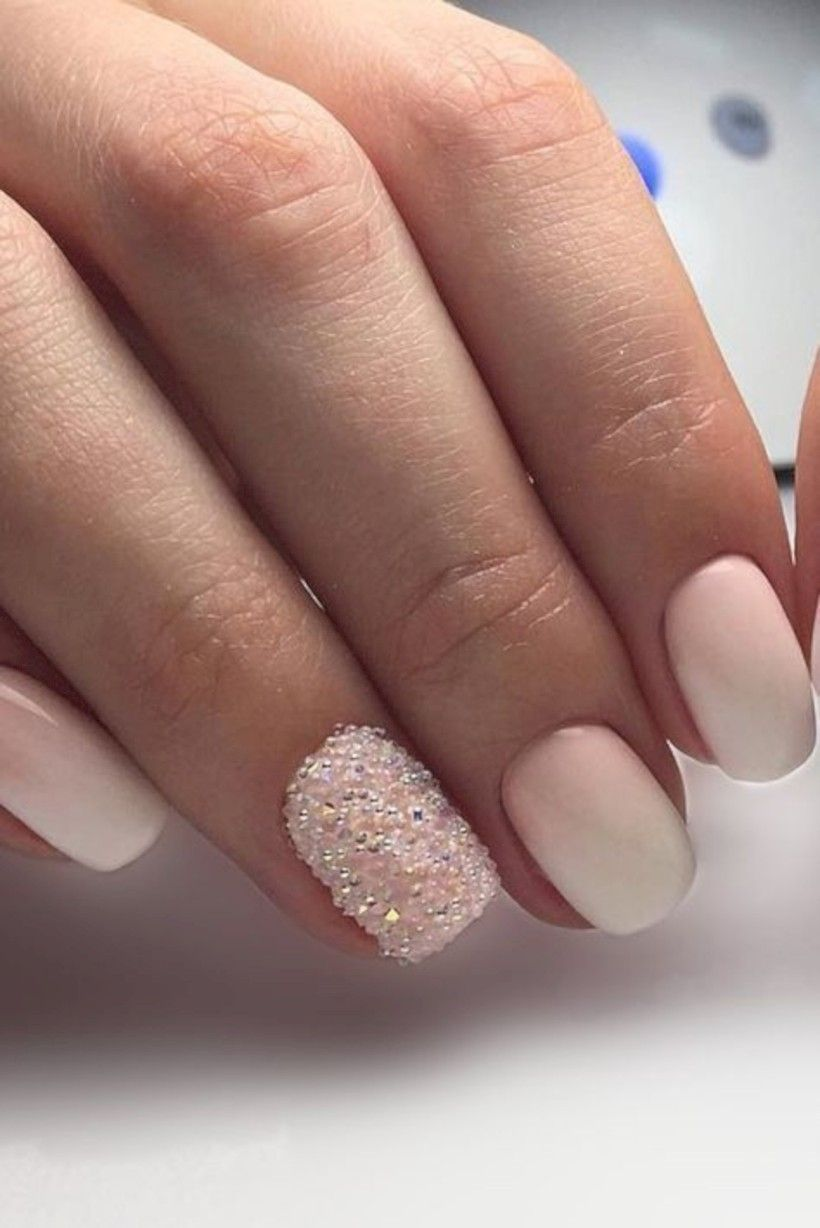 delicate wedding nail designs ideas wedding nails design