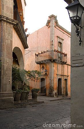 Downtown Queretaro, Mexico near where Kelli and I lived when we attended the American School at the Instituto Tecnologico de Monterey