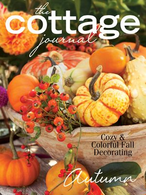 Cottage Journal Seasons from victoria magazine   Cottage ...