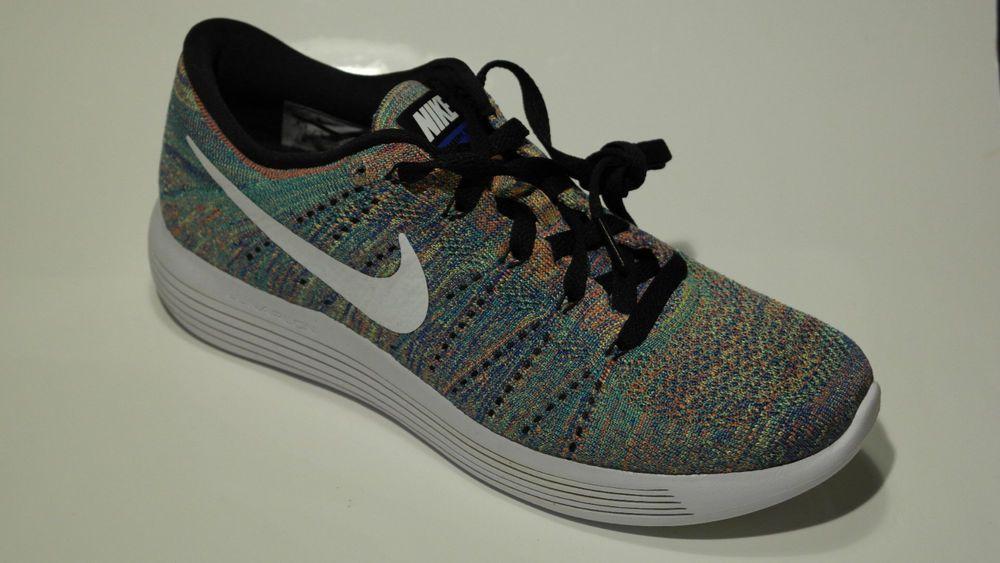 online retailer 6f95f 33cb0 Nike Lunarepic Low Flyknit 843764 004 US7.5 UK6.5 EU40.5 ...