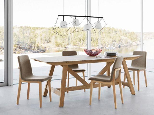 Salle à manger Luminaire design wood art Pinterest Salons