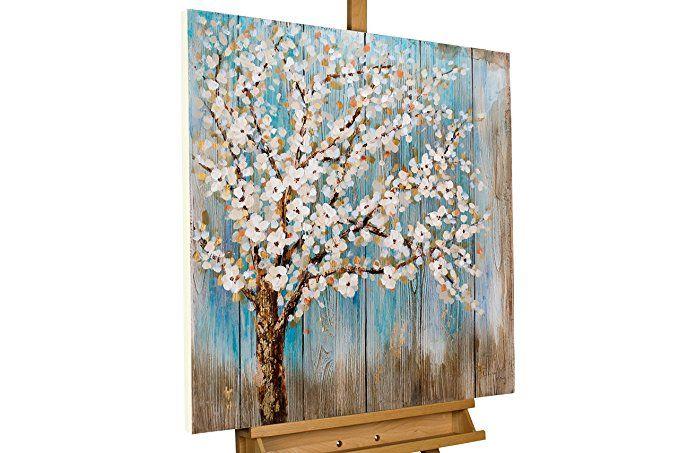 KunstLoft® Acryl Gemälde \u0027Garden of Desire\u0027 80x80cm original