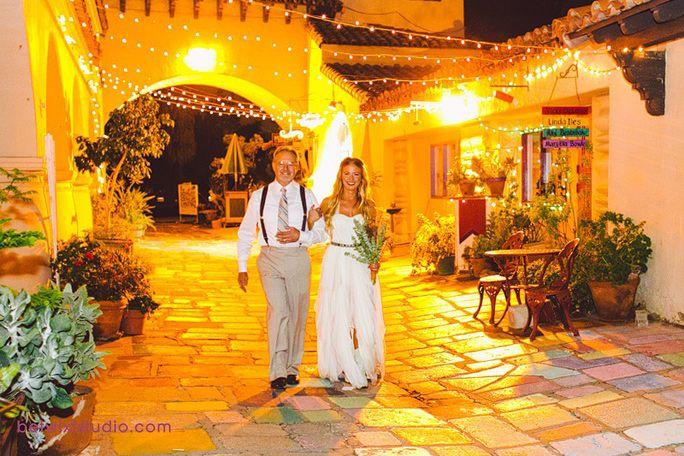 Spanish Village Balboa Park San Diego Wedding Photography