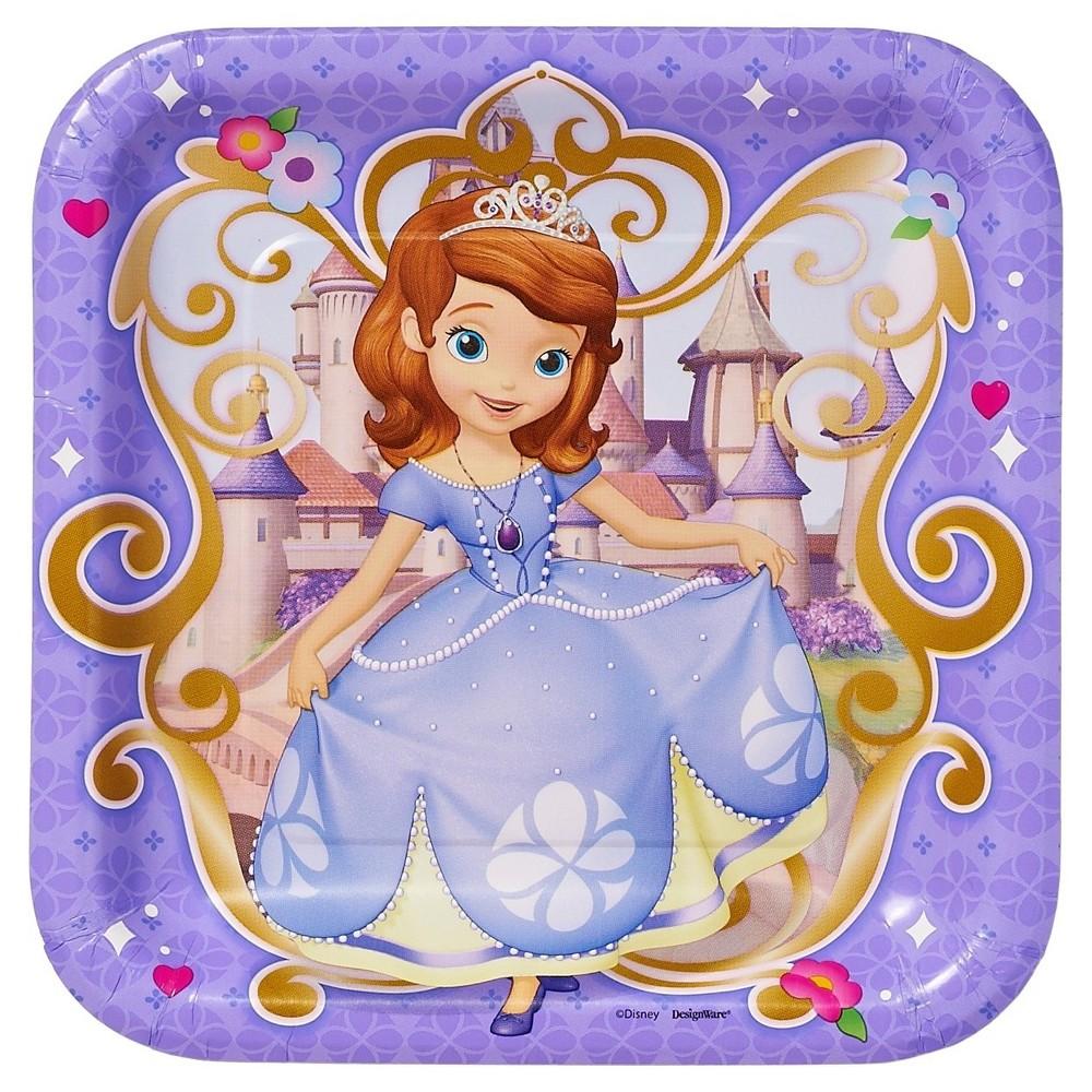 Coloriage princesse sofia dessin anim complet en francais - Jeux de princesse sofia gratuit ...
