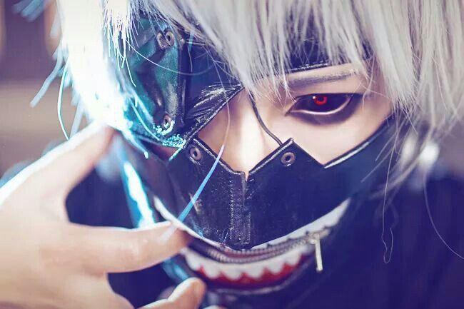 Kaneki Ken   Tokyo Ghoul #cosplay #anime////used