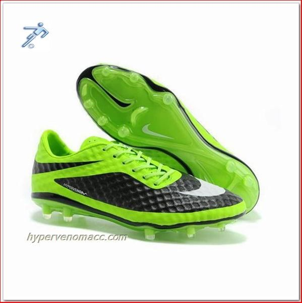 e22b9166a Do Soccer Cleats Need To Be Tight Nike HyperVenoms Phantom FG ACC Cleat  Flash Lime White