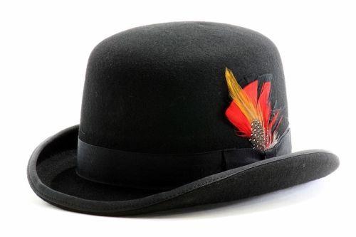 54d526ae874b5 Scala-Classico-Men-039-s-Derby-Wool-Fedora-Hat