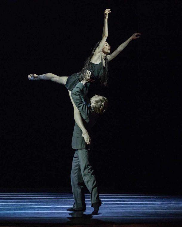 Diana VishnevaGiselle last night. with Sergey Polunin