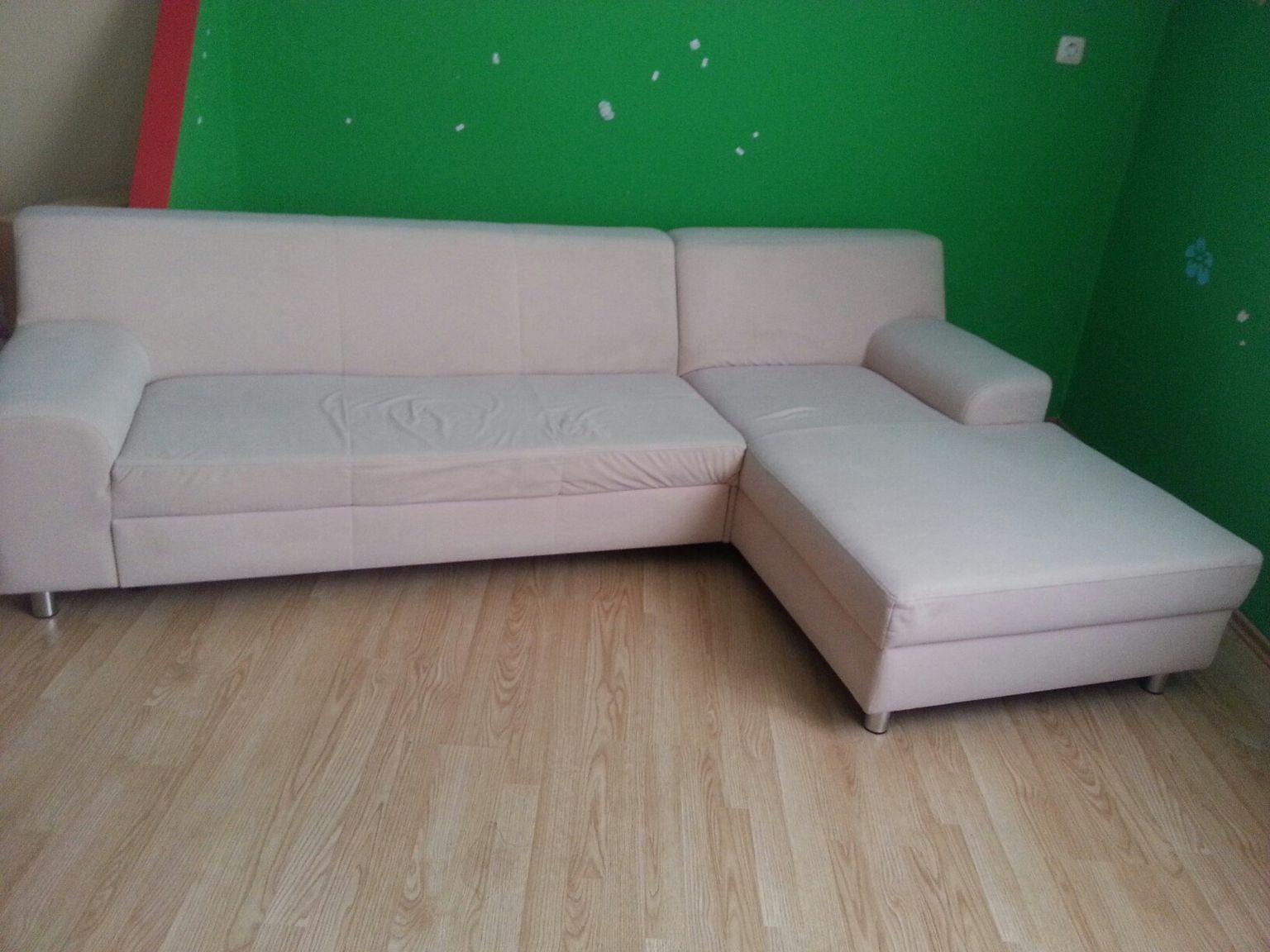 Gebraucht Wohnzimmergarnitur Mit Bettfunktion In 2563 With Images