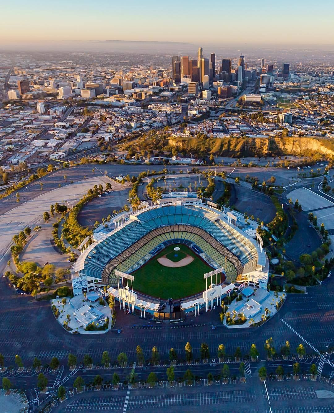 Dodger Stadium By Losangelesaerial By Californiafeelings Com California Cali La Ca Sf Sandiego Dodger Stadium Los Angeles Los Angeles California