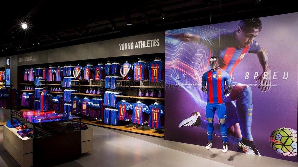 66a20a6da New home kit for season 2016-17 #FCBarcelona #FCB #Shop #Store #FansFCB  #CampionsFCB