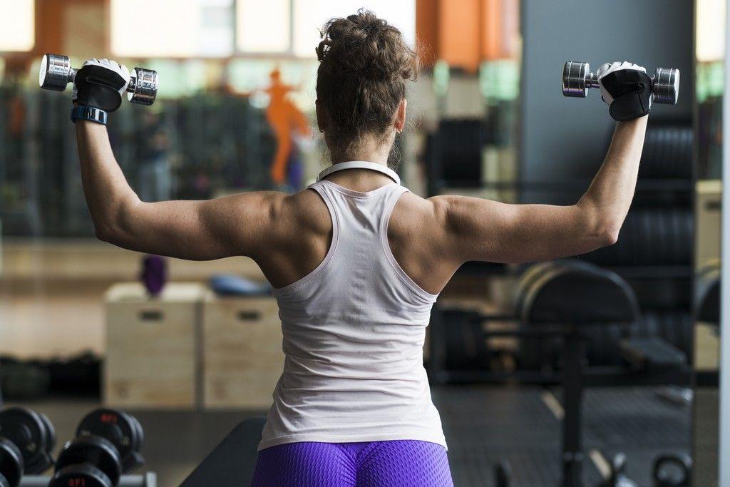 Los Cinco Mejores Ejercicios Para Entrenar Tus Trapecios Hiit Muscle Hypertrophy Exercise