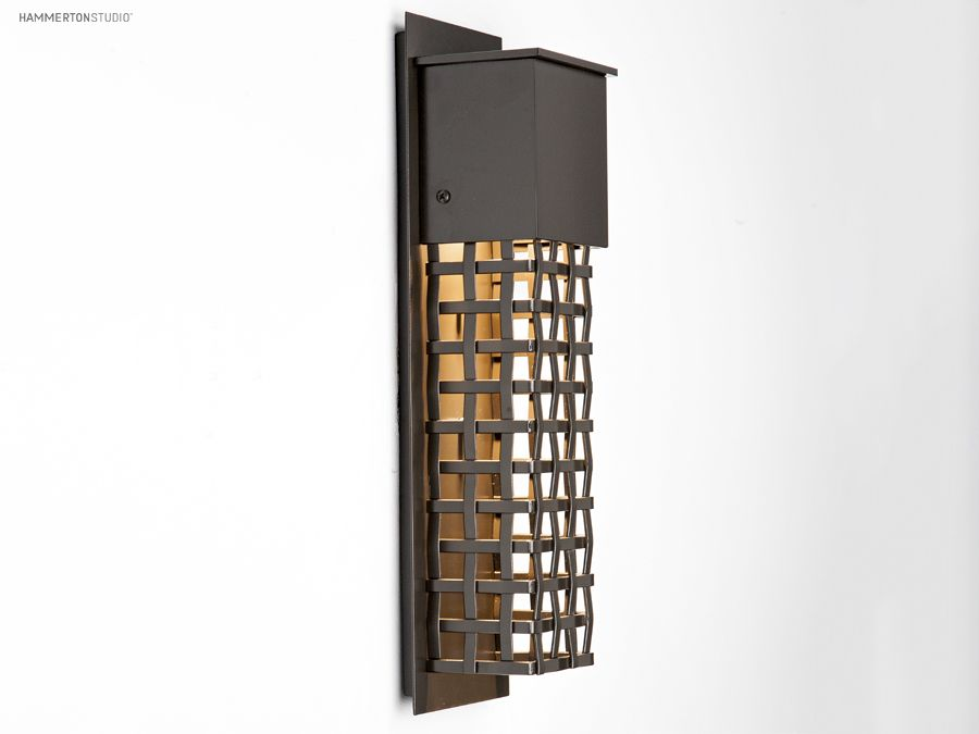 Outdoor Light Stand Classy Tweed Outdoor Short Square Cover Sconce Retail $695 Odb004016 Design Ideas