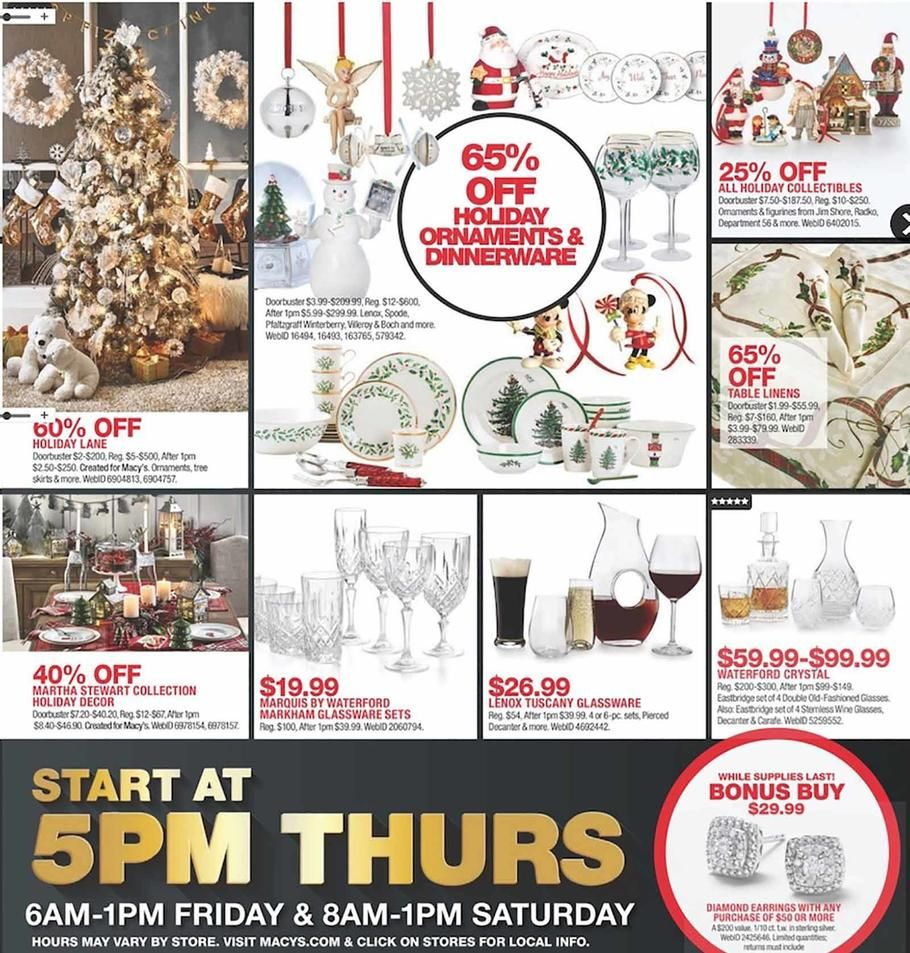 140a48a2b93 Macy s Black Friday 2018 Ads Scan
