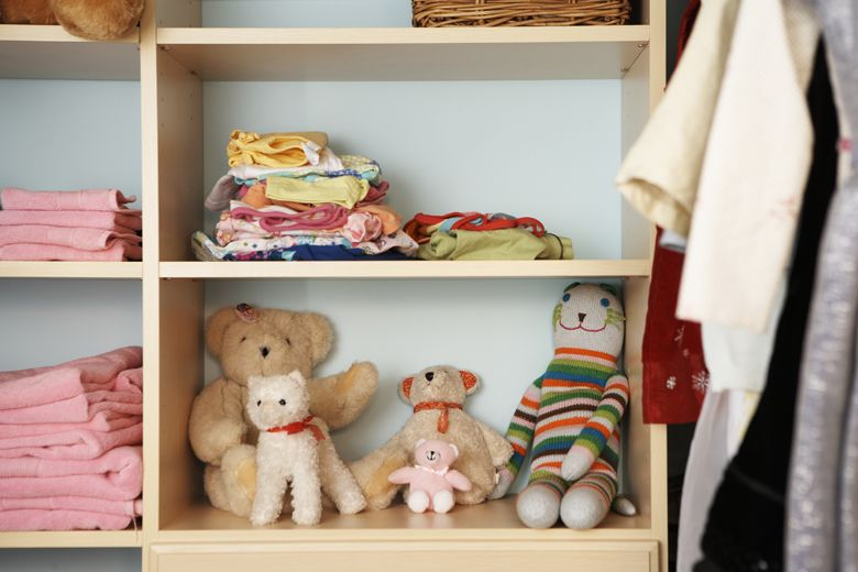 Attack Your Kids Messy Closet