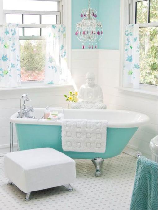 Agrega color y tendrás un ambiente alegre e invitador!