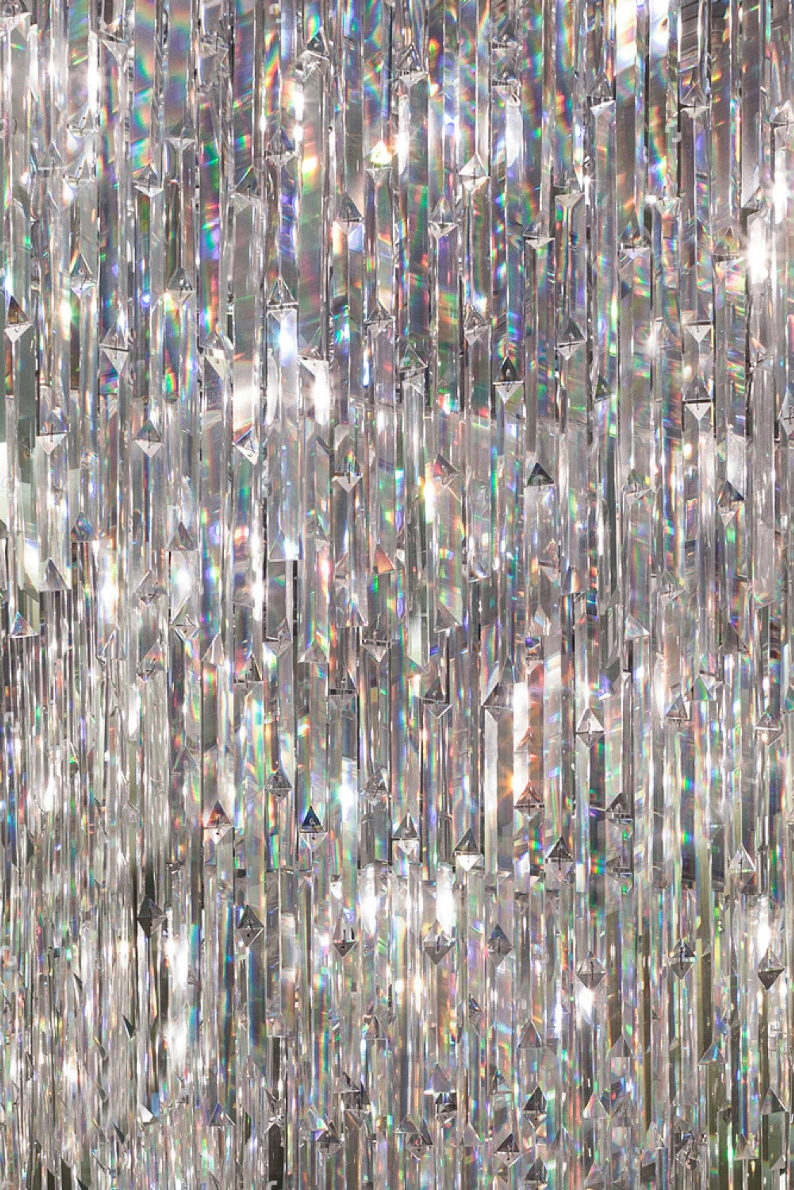 Door Wall Sticker Inspired By The Crystal Chandelier Pendants Self Adhesive Vinyl Decal Poster Mural Self Adhesive Wallpaper Iphone Wallpaper Glitter Glitter Wallpaper Iphone Background Wallpaper