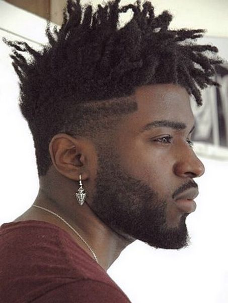 Pin On Hairstyles For Black Men