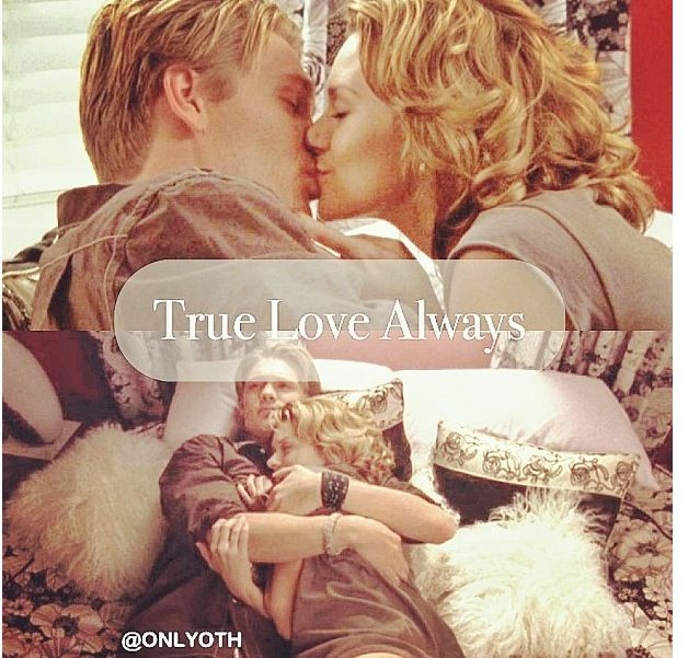 Lucas and Peyton one tree hill