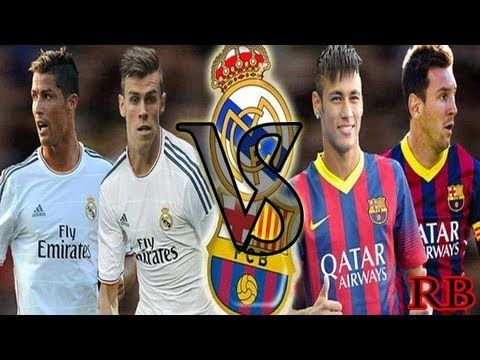 Neymar Vs Cristiano Ronaldo 2014