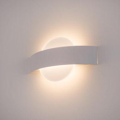 Kinkiet Led Senu Bialy Inspire Kinkiety W Atrakcyjnej Cenie W Sklepach Leroy Merlin Wall Lights Decor Led