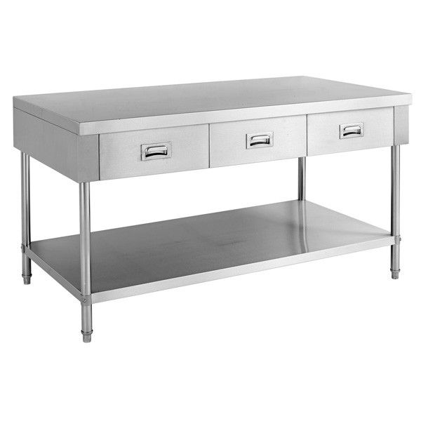 Kitchen Island Work Table Mecox Gardens Kitchen Work Tables