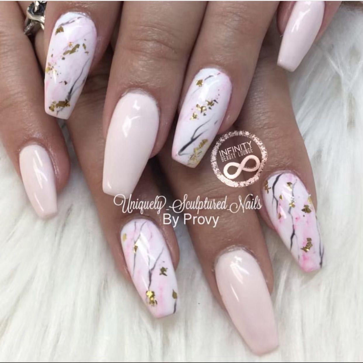 Infinity Beauty Lounge Jax Ph 904 274 9333 Located At 3864 San Jose Park Blvd Jax Fl 32217 Full Nail Hair New French Manicure Glitter French Manicure Nails