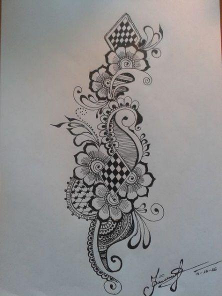 Super Drawing Dragon Pencil Tattoos Ideas Beginner Henna Designs Henna Designs Mehndi Design Photos