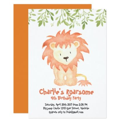 Roarsome birthday invitation party gifts and invitation ideas roarsome birthday invitation filmwisefo Images