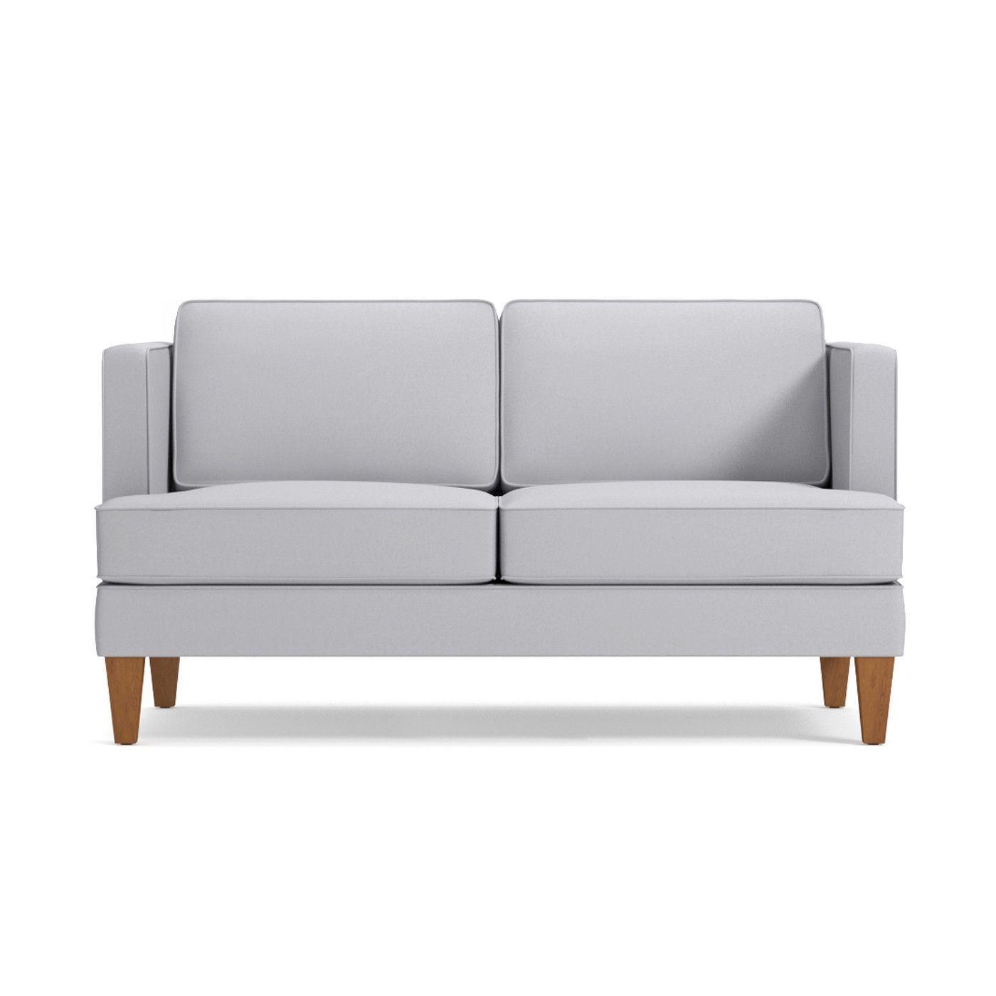 Astor Apartment Size Sofa from Kyle Schuneman CHOICE OF FABRICS