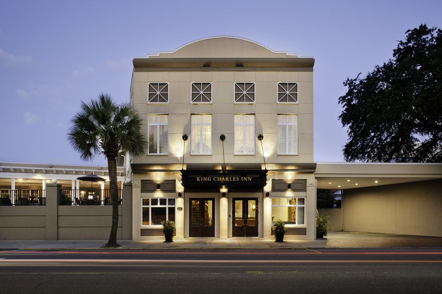 King Charles Inn Is A Charleston Hotel Located In The Heart Of Historic District With Free Parking Outdoor Pool And Premium Accommodations