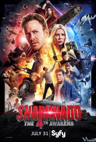 Bão Cá Mập 4 - HD