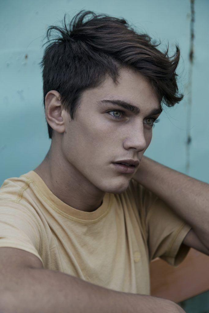 Gino Matias By Joel Beraldi Teenager Jungenfrisur Jungen