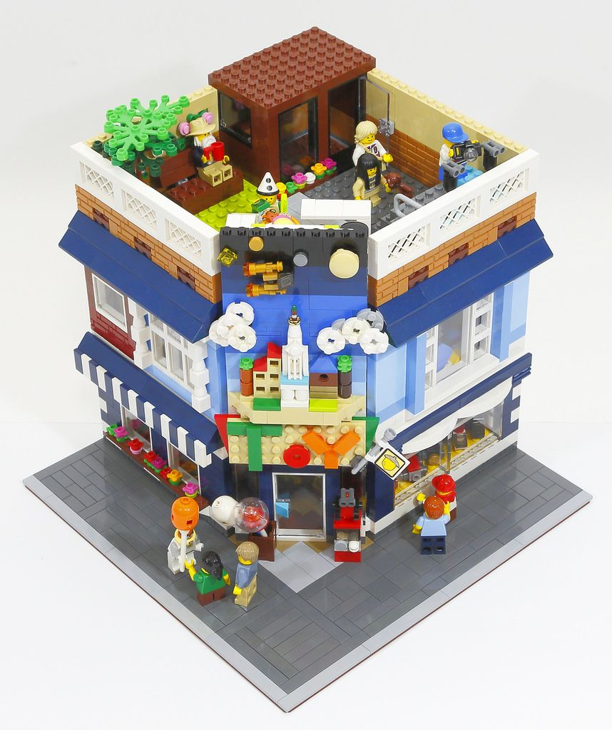 トイショップ_001 | Legos to make | Lego, Lego architecture, Lego modular