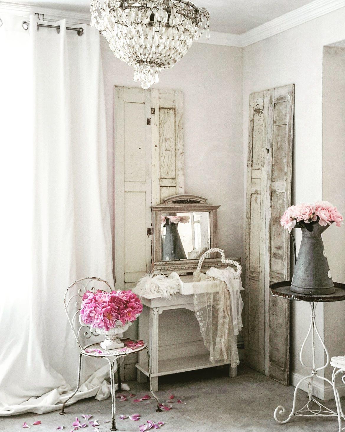 Shabby⚜ | Interieur | Pinterest | Shabby, Interiors and Shabby ...