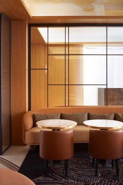 François Champsaur signe la décoration de l\u0027Hôtel Maison FL Lounge