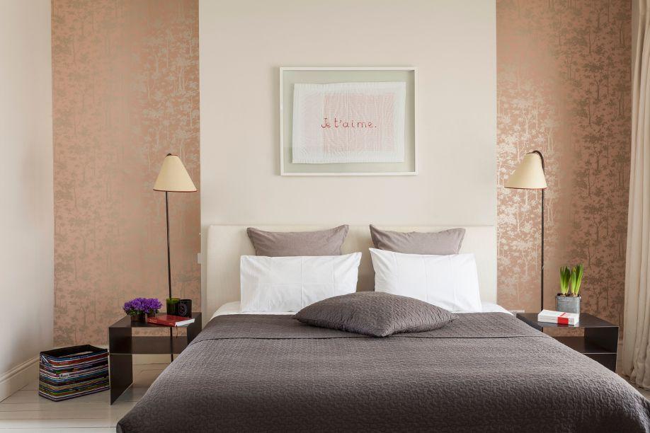 Glasbilder Schlafzimmer ~ Dekorieren mit bildern bilder schlafzimmer westwing und bett