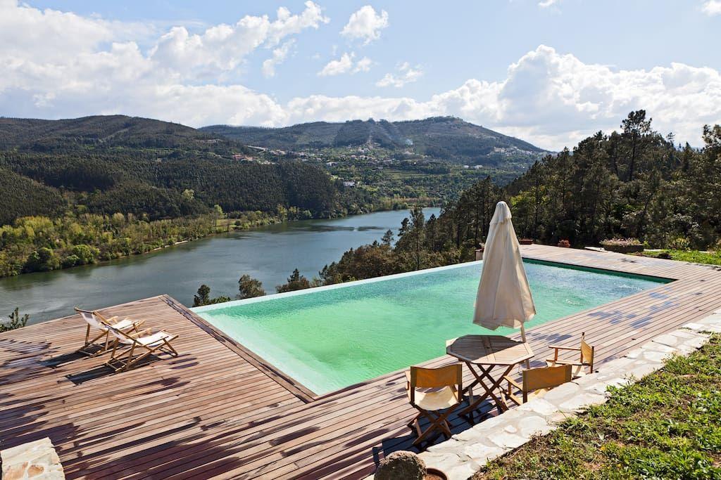 Quinta Da Moura Penafiel Douro Hus Att Hyra I Penafiel Private Pool Pool Renting A House