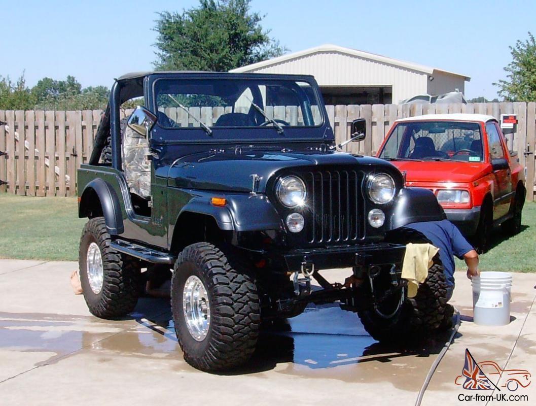 Jeeps For Sale In Florida >> Jeep CJ 5 frame off restoration, 304 V8, Charcoal Metallic Grey   Jeep   Jeep, Jeep cj, Jeep ...