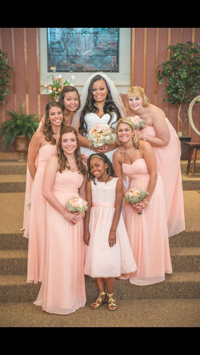 a80328fe393 Wedding party Bellini from David s bridal